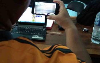 Video porno beredar di Sampit menghebohkan warga.