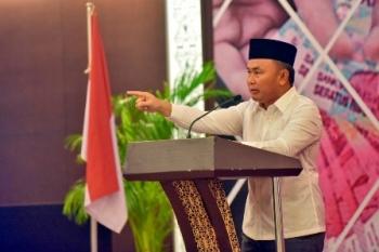 Gubernur Kalimantan Tengah Sugianto Sabran.