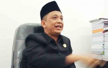Anggota DPRD Barito Utara, H Taufik Nugraha