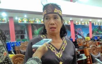Anggota Komisi A DPRD Kota Palangka Raya, Anna Agustina Elsye.