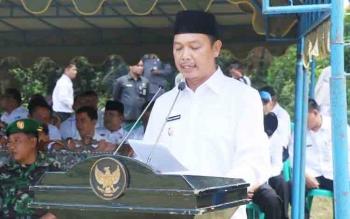 Wakil Bupati Sukamara Windu Subagio.