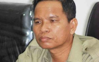 Anggota DPRD Barito Utara, H Asran