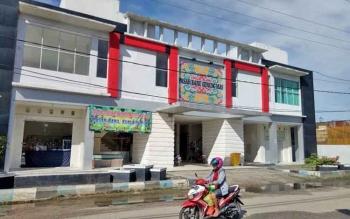 Pasar Baru Kuala Kurun, Kabupaten Gunung Mas.