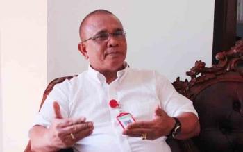 Kepala LPMP Kalteng, Krisnayadi Toendan