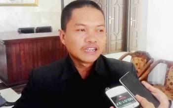 Anggota DPRD Kapuas asal Daerah Pemilihan (Dapil) IV Berinto