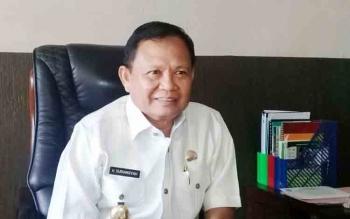Wakil Bupati Barito Timur Suriansyah