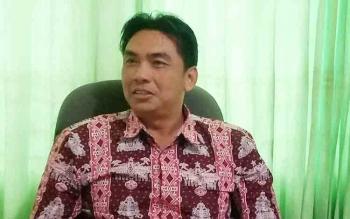 Kabid Pembinaan Ketenagaan Disdikbud Gumas, Martono.