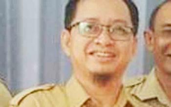 Kepala Dinas Perumahan, Pemukiman dan Pertanahan Kabupaten Barito Utara, Yaser Arapat