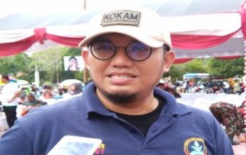 Ketua Umum Pimpinan Pusat Pemuda Muhammadiyah, Dahnil Anzar Simanjuntak