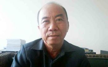 Ketua DPC Partai Gerindra Katingan Marserius