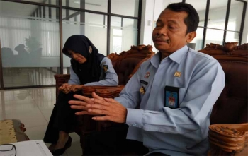 Kepala Divisi Administrasi Kemenkumham Kalteng, Hajrianor
