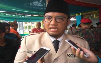 Ketua PP Pemuda Muhammadiyah, Dahnil Anzar Simanjutak