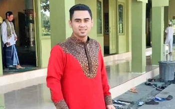 Anggota DPRD Dapil II Kabupaten Kapuas, H Parij Ismeth Rinjani.