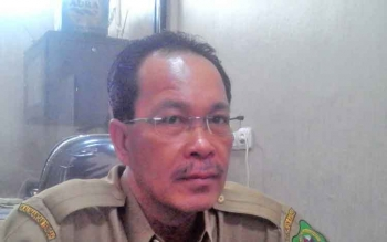 Kepala Dinas Pendidikan Kabupaten Kapuas Dra Ilham Anwar.M.Pd.