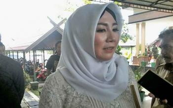 Ketua Kaukus Perempuan Parlemen Kabupaten Katingan yang juga Wakil Ketua I DPRD Katingan Endang Susilawatie