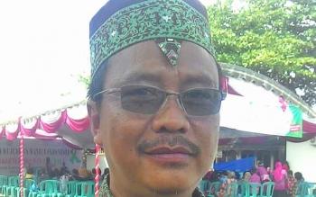 Kepala Dinas Kesehatan Kabupaten Kapuas Apendi M.KS.