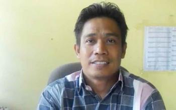 Ketua KPU Kabupaten Kapuas Bardiansyah