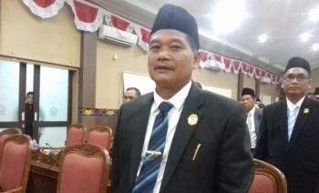 Sekretaris Fraksi Partai Gerindra DPRD Kotim, Sutik