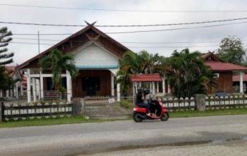 Hotel Gunung Mas di Jalan Sangkurun, Kuala Kurun, Kabupaten Gumas