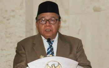 Bupati Sukamara Ahmad Dirman