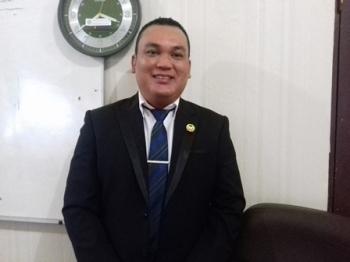 Anggota Komisi II DPRD Kotim Dani Rakhman.