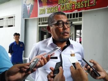 Kepala Kanwil Kemenkumham Kalteng Agus Purwanto semasa hidup.