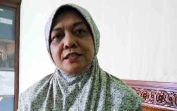 Kepala Balai Pengawasan Obat dan Makanan (BPOM) Palangka Raya, Trikoranti Mustikawati