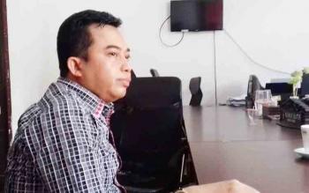 Ketua Fraksi PDI Perjuangan Rimbun.