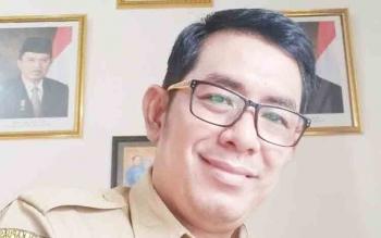 Ketua Panitia Pelaksana Natal Lingkungan 1 GKE Kapakat Pangeran S Pandiangan