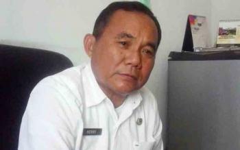 Kepala Bidang Peternakan Dinas Pertanian Kabupaten Kapuas Hery