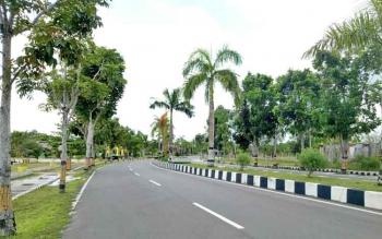 Jalan Tjilik Riwut Kabupaten Sukamara.