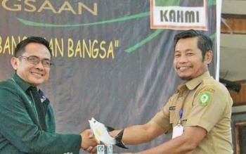 Ketua Majelis Daerah Kahmi Kotim, Zam\\\'an