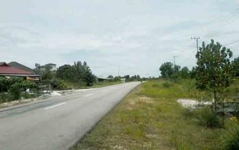 Jalan Soekarno-Hatta Kasongan arah Pendahara sejauh ini masih belum adanya PJU, dan jika malam hari gelap gulita