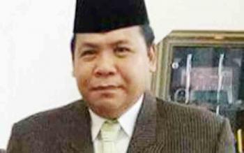 Wakil Ketua DPRD Kabupaten Gunung Mas Punding S Merang.