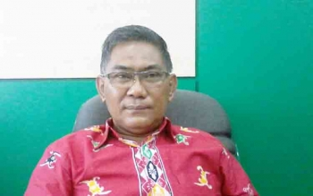 Asisten II Bidang Perekonomian dan Pembangunan Setda Katingan Akhmad Rubama.