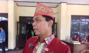 Kepala Dinas Pemberdayaan Masyarakat Pemerintahan Desa Kabupaten Kotim, Redy Setiawan