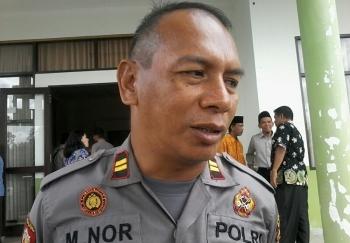 Kapolsek Katingan Kuala Iptu M Noor.