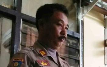 Kasat Binmas Polres Kotim JM Kusaini