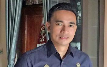 Kasi Prasarana Dinas Perhubungan Kabupaten Kapuas, Efryansen