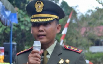 Dandim 1012/Buntok Kolonel Inf Didik Purwanto.