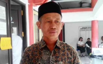 Wakil Ketua Komisi B DPRD Kota Palangka Raya, Sugianor.