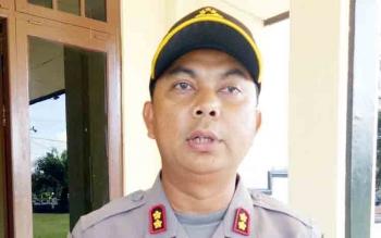 Polres Sukamara AKBP Adiyatna.