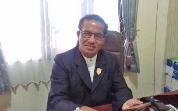 Anggota Komisi II DPRD Kabupaten Kotawaringin Timur Roy Lumban Gaol.