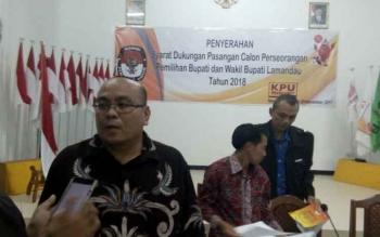 Ketua KPU Lamandau Daang Padoma