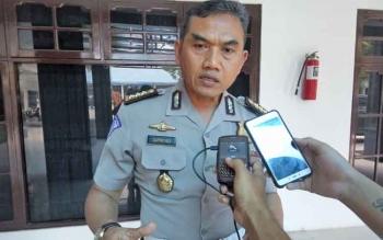 Ketua Tim Pengkaji Pemindahan Ibu Kota Indonesia Komisaris Besar Polisi Supriyadi.