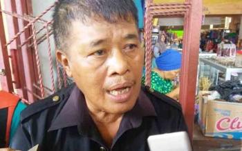 Jenry Saiful Damanik, Kepala Bidang Perdagangan Disperindag Kota Palangka Raya