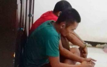 Hadi Suwarno tersangka kasus illegal loging