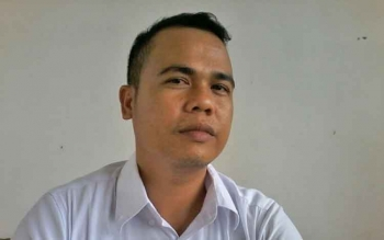 Komisioner Panwaslih Kabupaten Katingan, Wahyuni.