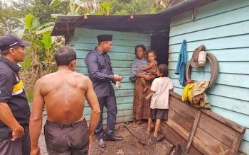 Anggota DPRD Kapuas Kunanto melakukan kujungan Reses Dapil 1 meyerap aspirasi masyarakat terkait kondisi rumah dan pertanian harus menjadi perhatian pemerinah daerah.