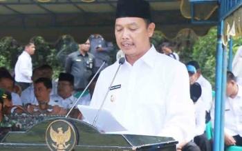Wakil Bupati Windu Subagio.